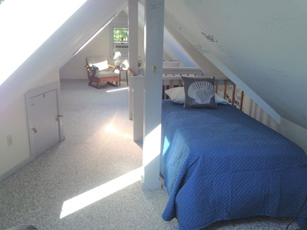 Chatham Cape Cod vacation rental - Kids (and adults) love this space. Private, fun, & relaxing.