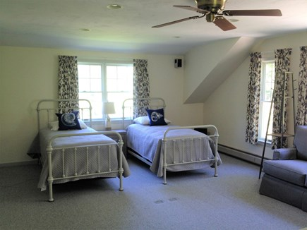 Chatham Cape Cod vacation rental - Family Suite has additional separate 6th bedroom w/ 1 twin.