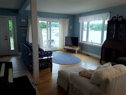 Centerville Centerville vacation rental - Living room with views!