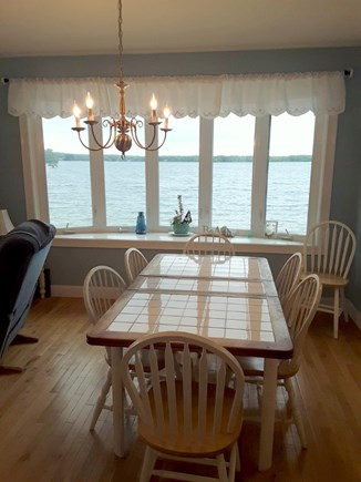 Centerville Centerville vacation rental - Dining area with views!