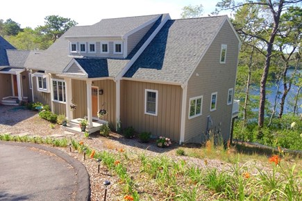 Orleans Cape Cod vacation rental - House from cul-de-sac