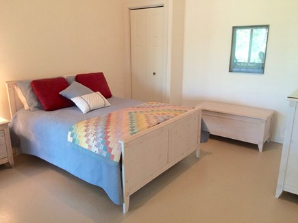 Orleans Cape Cod vacation rental - Lower-level sleeping alcove w/Full