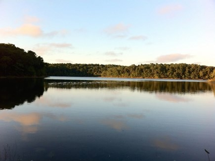 Orleans Cape Cod vacation rental - Waterfront on Baker's Pond