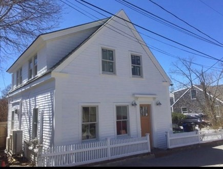 Provincetown Cape Cod vacation rental - Second floor of charming 2-family Ptown home