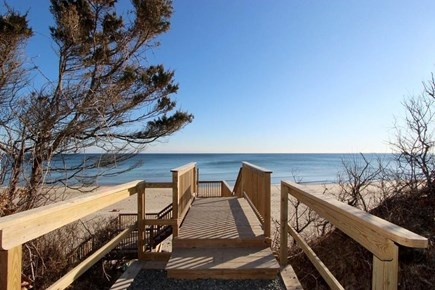 Sagamore Beach Sagamore Beach vacation rental - Access to Sagamore Beach, 2 doors over.