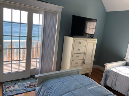 Sagamore Beach Sagamore Beach vacation rental - Third BR 2 twin beds. Shared waterfront deck with 2nd BR.