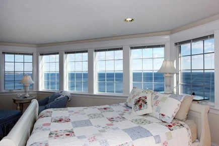 Sagamore Beach Sagamore Beach vacation rental - Master BR king bed, sitting area.
