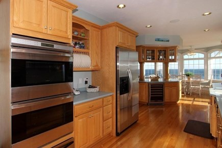Sagamore Beach Sagamore Beach vacation rental - Kitchen Double Oven (Wolf Appliance).