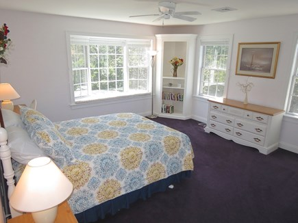 Yarmouth Cape Cod vacation rental - Second level bedroom with a queen