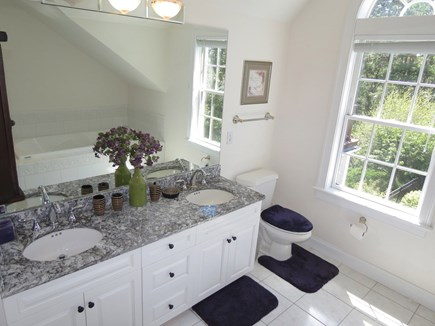 Yarmouth Cape Cod vacation rental - Master bedroom's private full bath ensuite
