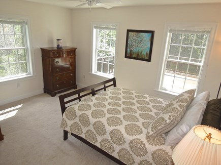 Yarmouth Cape Cod vacation rental - Queen bedroom, main level