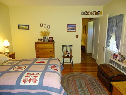 Hyannis Cape Cod vacation rental - Double bed on main floor