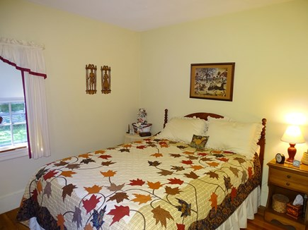 Hyannis Cape Cod vacation rental - Main floor queen bedroom