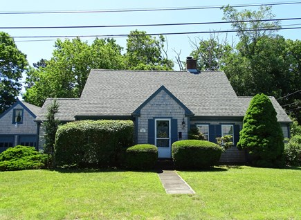Hyannis Cape Cod vacation rental - House is located in quiet neighborhood