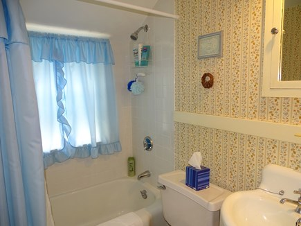 Hyannis Cape Cod vacation rental - Upstairs full bathroom