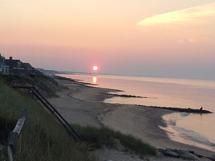 Dennisport Cape Cod vacation rental - Breathtaking sunsets.