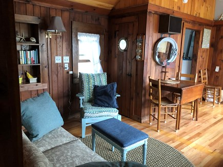 Dennisport Cape Cod vacation rental - Common Room