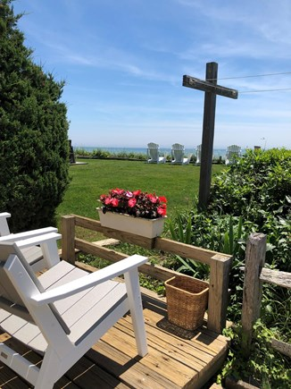 Dennisport Cape Cod vacation rental - Sit for 5 minutes...or 5 hours!