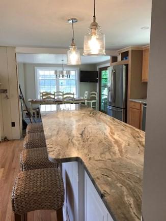West Dennis Cape Cod vacation rental - Kitchen View