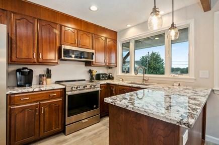 New Seabury New Seabury vacation rental - Fully stocked kitchen, sunset bronze appliances