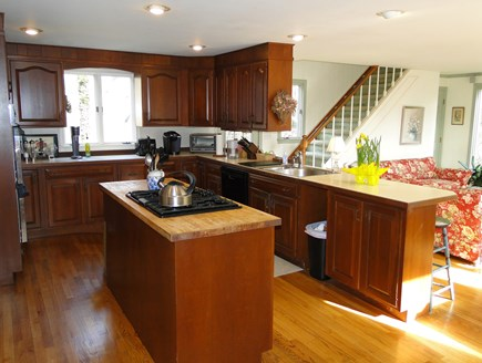 East Orleans Cape Cod vacation rental - Modern, fully-equipped kitchen