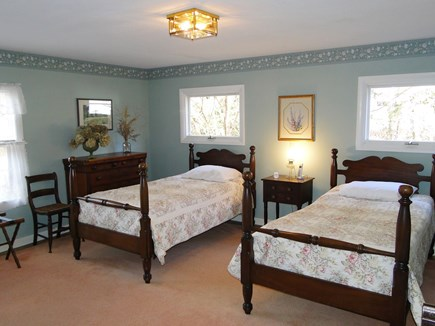 East Orleans Cape Cod vacation rental - Twin bedroom on main floor