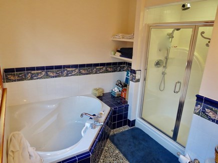 Chatham Cape Cod vacation rental - Private full bath in master suite