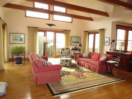 Chatham Cape Cod vacation rental - Lovely living space