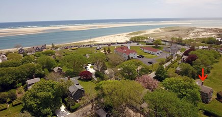 Chatham Cape Cod vacation rental - Couple of minutes walk to Lighthouse beach via path or stairs