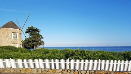Hyannis Port Cape Cod vacation rental - View of Nantucket Sound a short stroll from the house.