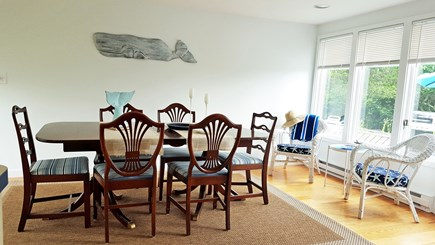 Hyannis Port Cape Cod vacation rental - Dining