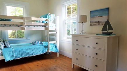 Hyannis Port Cape Cod vacation rental - Guest Twin Bunks