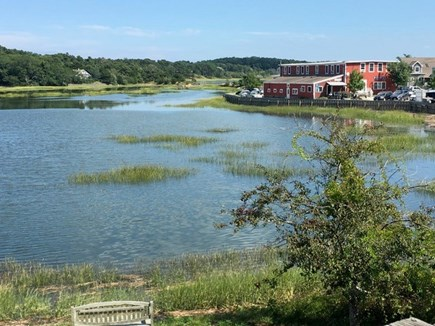 Wellfleet Cape Cod vacation rental - Tidal water directly across street which you see from condo.