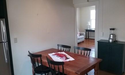 Wellfleet Cape Cod vacation rental - Eat-in kitchen.