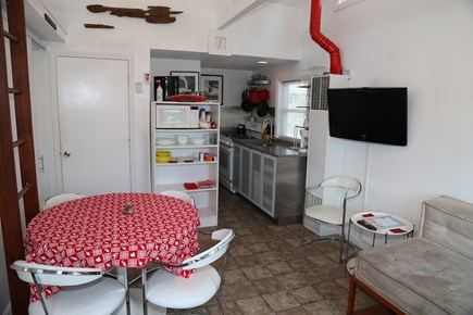 East Sandwich Cape Cod vacation rental - Kitchen/Dining Area