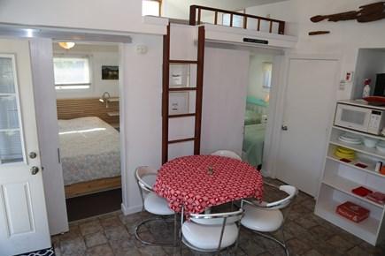 East Sandwich Cape Cod vacation rental - Dining/Loft