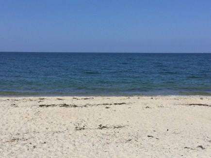 Truro Cape Cod vacation rental - View from Corn Hill Beach