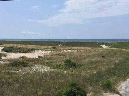 Truro Cape Cod vacation rental - Sandy pathway to Corn Hill beach