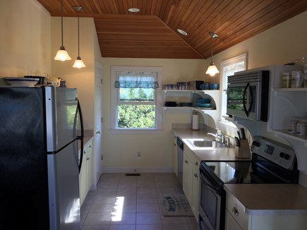 Truro Cape Cod vacation rental - Fully Applianced kitchen