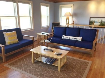 Truro Cape Cod vacation rental - Great Room Seating