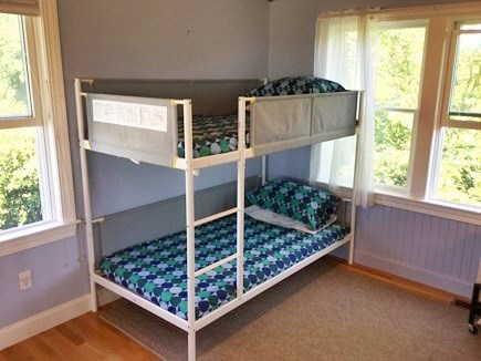 Truro Cape Cod vacation rental - Twin Bunk Beds