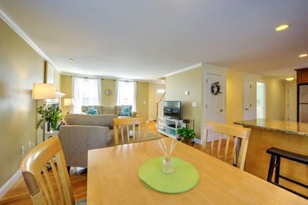 East Sandwich Cape Cod vacation rental - Kitchen/Living