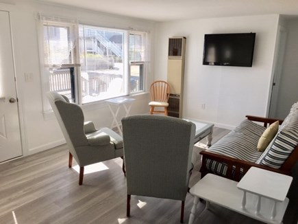 West Dennis Cape Cod vacation rental - New flooring, large screen TV and high  speed internet!