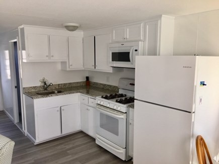 West Dennis Cape Cod vacation rental - All new granite counter tops ,clean fully equipped kitchen