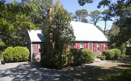 Eastham Cape Cod vacation rental - Front of house.  Quiet area.
