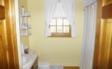 Eastham Cape Cod vacation rental - Second floor bath