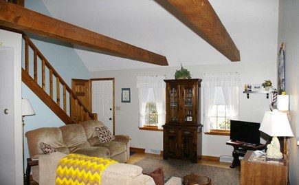 Eastham Cape Cod vacation rental - Vaulted ceiling for an open, airy feel
