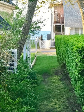 Provincetown Cape Cod vacation rental - Deeded path to the waterfront