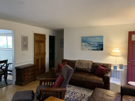 Orleans Cape Cod vacation rental - Good space in the living room.