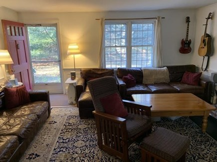 Orleans Cape Cod vacation rental - Comfy living area for hanging out.